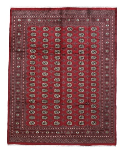 Momeni One of a Kind Bokhara Hand Knotted Rug, 8' 1 x 10' 4