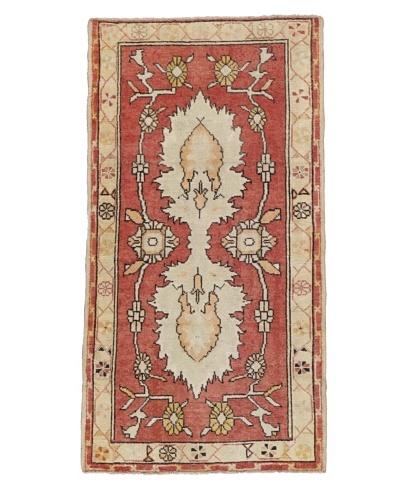 Momeni One of a Kind Authentic Turkish Anatolian Rug, 2' 7 x 5' 1
