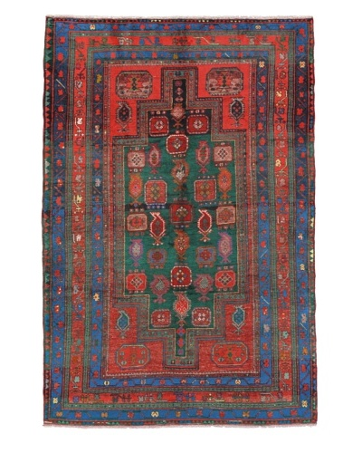 Momeni One of a Kind Authentic Turkish Anatolian Rug, 5' 1 x 7' 6