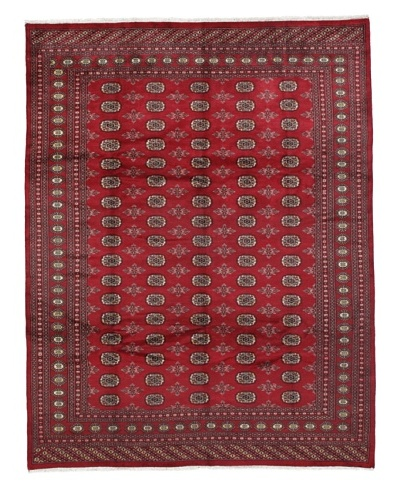 "Momeni One of a Kind Bokhara Hand Knotted Rug, 7' 10"" x 10' 1"""