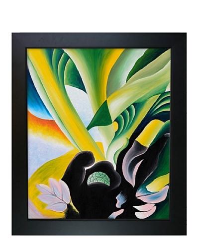 Georgia O'Keeffe: Skunk Cabbage
