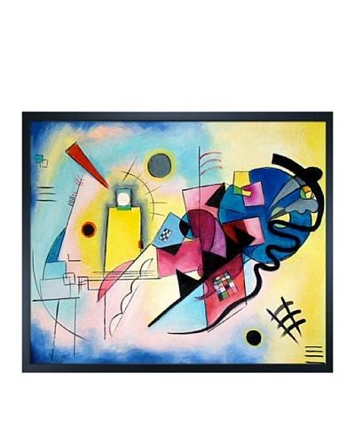 Kandinsky: Jaune Rouge Bleu (Yellow-Red-Blue)