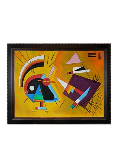 Kandinsky: Black and Violet, 1923