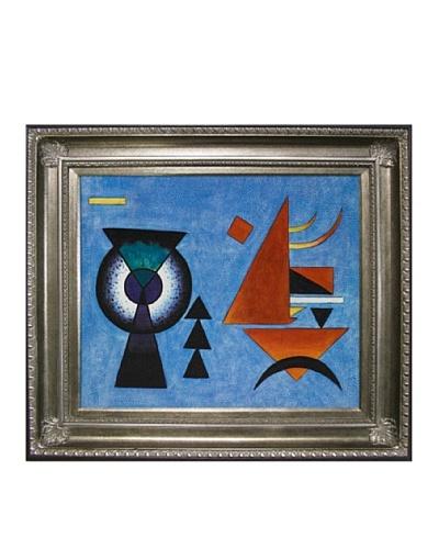 Kandinsky: Weiches Hart (Soft, Hard)