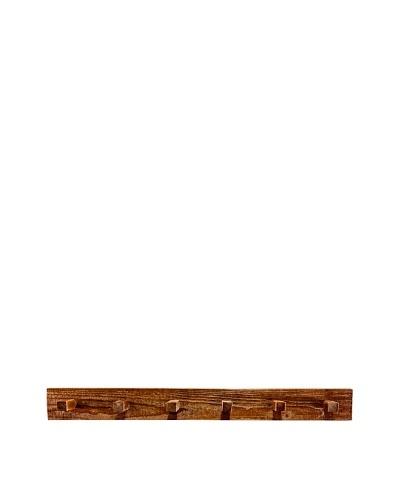 Montana Woodworks Homestead Collection Coat Rack, 3-Feet