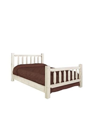 Montana Woodworks Homestead Queen Bed Frame