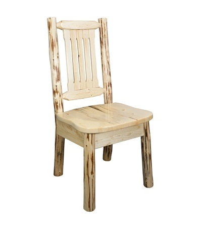 Montana Woodworks Montana Collection Dining/Desk Side Chair