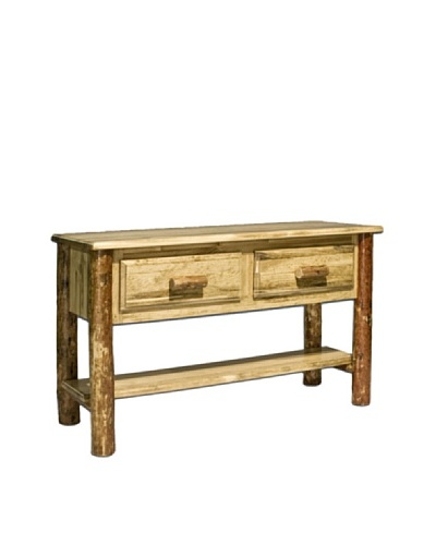 Montana Woodworks Glacier Country Table