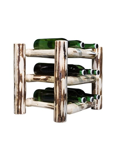 Montana Woodworks Montana Collection Countertop Wine Rack