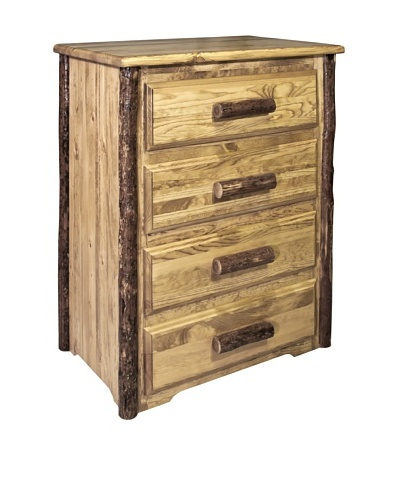 Montana Woodworks Glacier Country 4-Drawer Chest