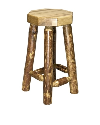 Montana Woodworks Glacier Country Bar Stool