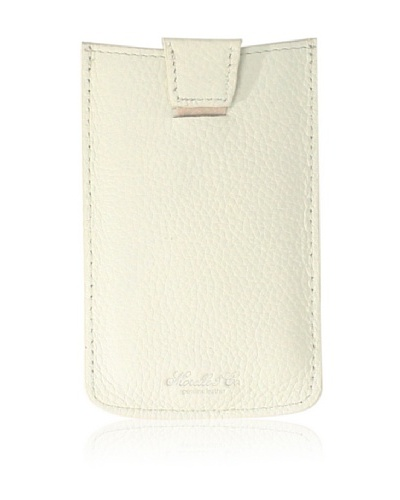Morelle & Co. Leather iPhone Case [Cream]