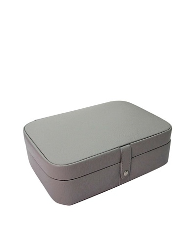 Morelle & Co. Kimberly Versatile Jewelry Box, Paloma Grey