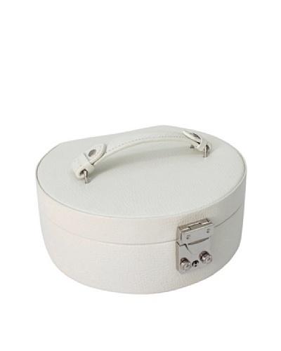 Morelle & Co. Linda Half Moon Jewelry Box [Cream]