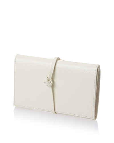 Morelle & Co. Audrey Leather Envelope Jewelry Roll