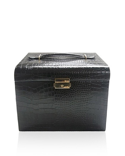 Morelle & Co. Jackquilyn Small Leather Illuninated Box