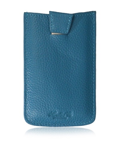 Morelle & Co. Leather iPhone Case [Turquoise]