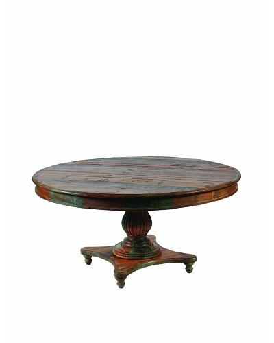 MOTI Rainforest Large Round Dining Table