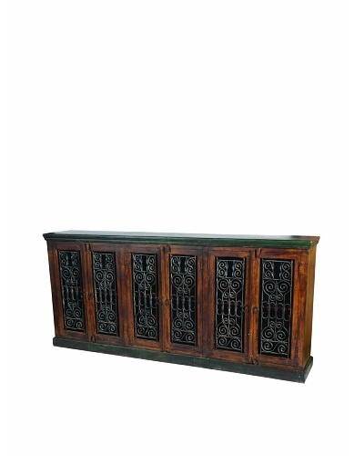 MOTI Historic 6-Carved Door Buffet