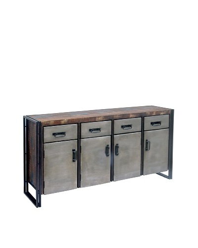 Moti Addison 4 Door 4 Drawer Buffet