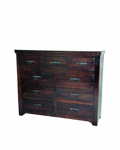MOTI Mirage 9-Drawer Dresser