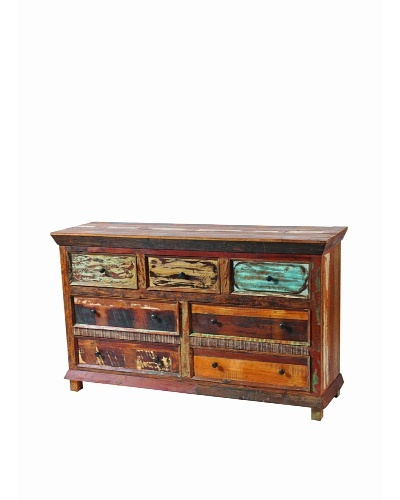 MOTI Rainforest 7-Drawer Dresser