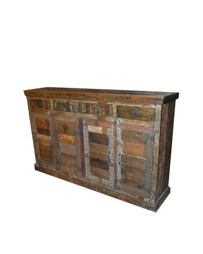 MOTI Rainforest 4-Drawer & 4-Door Tall Side Board