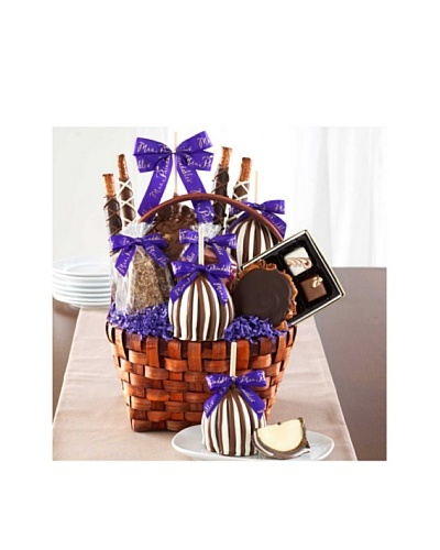 Mrs. Prindables Grand Deluxe Classic Basket