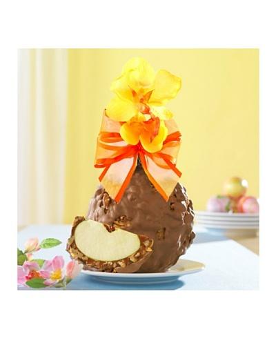 Mrs. Prindable's Yellow Orchid Milk Chocolate Walnut Pecan Jumbo Apple