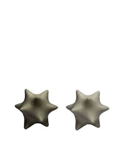 MU Design Co. Concrete Starburst Form