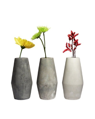 MU Design Co. Concrete Vase: Capsule 3
