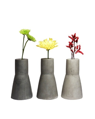 MU Design Co. Concrete Vase: Capsule 1