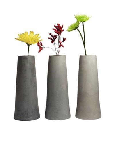MU Design Co. Concrete Vase: Pylon 3