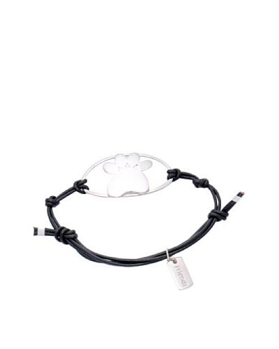 My Canine Kids Binki + Boo Adjustable Oval Paw Bracelet