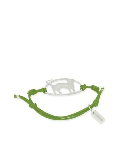 My Canine Kids Binki + Boo Adjustable Oval Kitty Bracelet