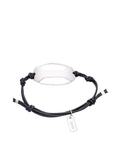 My Canine Kids Binki + Boo Adjustable Oval Bone Bracelet