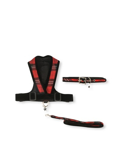 My Canine Kids Precision Fit Prep Harness, Collar & Lead Gift Set