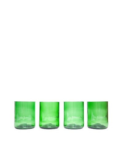 Set of 4 Jameson Whiskey Rocks Glasses