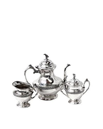 1950s Vintage 3-Piece Tea/Coffee Set By 1883 F.B Rogers Silver Co.