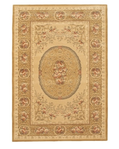 Royale Rug, Beige, Light Brown, 5' 3 x 7' 6
