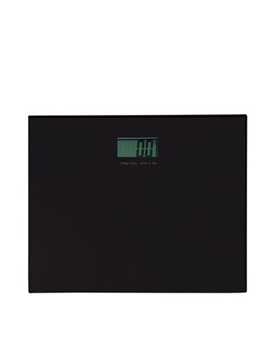 Nameek's Rainbow Electronic Bathroom Scale, Black