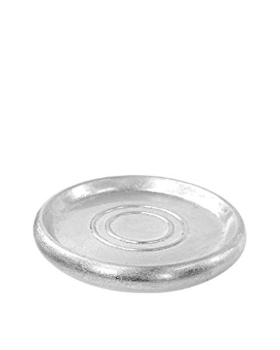Nameek's Solisa Soap Holder, Silver