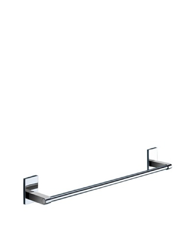 Nameek's Maine Towel Bar, Polished Chrome, 25