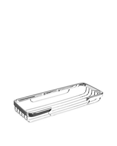 Nameek's Wire Double Soap Holder, Chrome