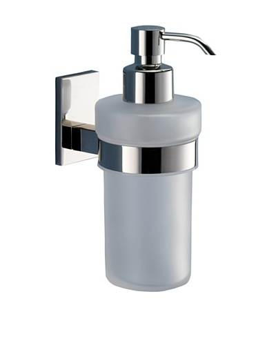 Nameek's Maine Wall-Mounted Soap Dispenser, Polished ChromeAs You See