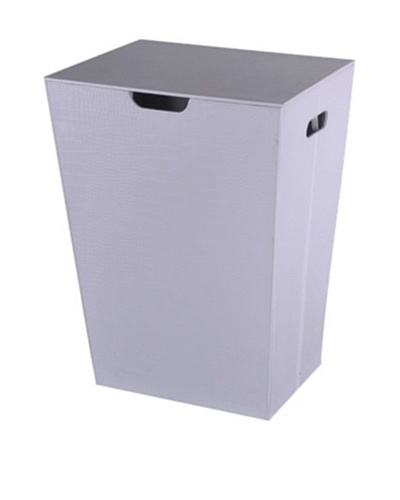 Nameek's Vogue Laundry Basket, White