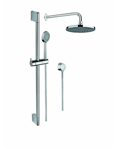 Nameek's Shower Column Set, Polished Chrome