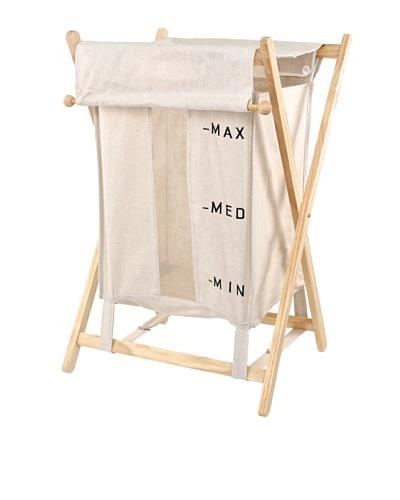 Nameek's Bubo Laundry Basket, Beige