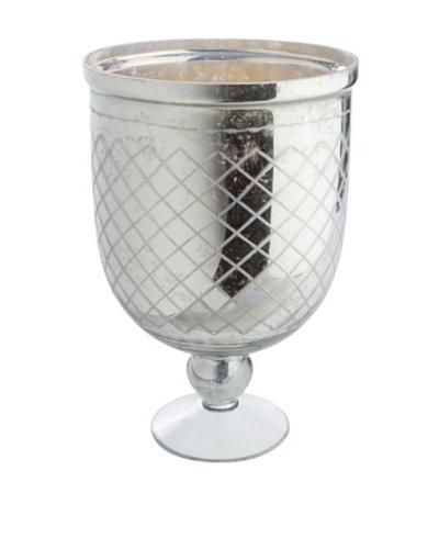 Napa Home & Garden Hayworth Lattice-Etched Urn