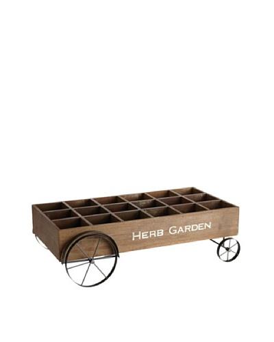 Napa Home & Garden Decorative Herb Cart